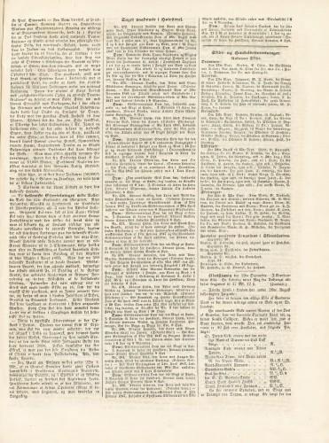 Faksimile fra Den Norske Rigstidende, 01.10.1847 som omtaler den første kjende Høgsterettssaka om seksualitet mellom personar av same kjønn. Bilde: Nasjonalbiblioteket.
