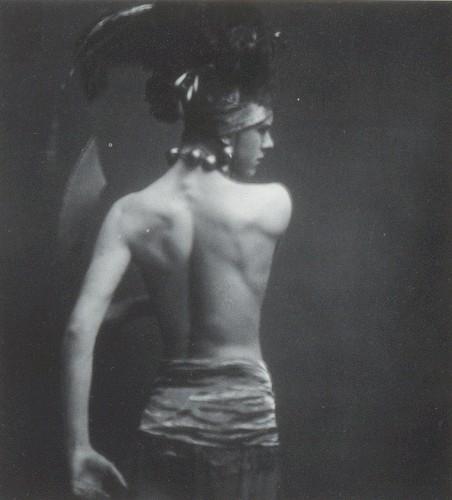 Persisk dans - Per Abel anno 1923. Fra boka Kjære Per Abel (Hansen 1993)