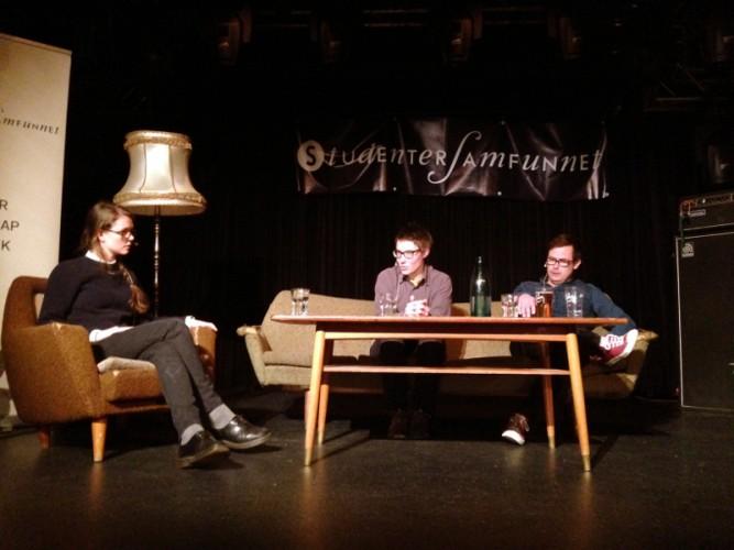 Kjønn og ukjønn i historien - panelsamtale ved Studentersamfunnet i Bergen