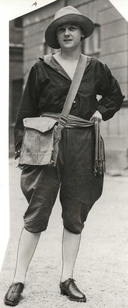 Omlag 1930. Foto: Oslo Museum, oslobilder.no