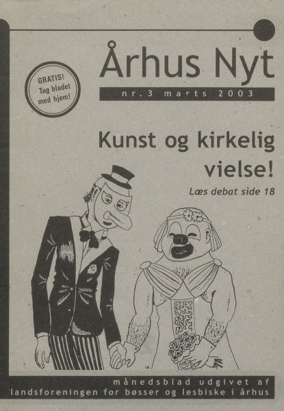 Århus Nyt, mars 2003