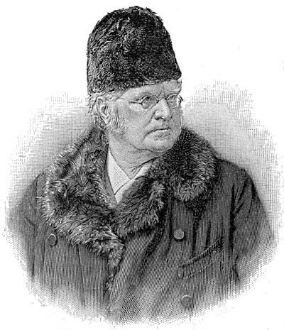 """Bjørnstjerne Bjørnson - picture from """"Bibliothek des allgemeinen und praktischen Wissens. Bd. 5"""" (1905), Abriß der Weltliteratur, page 57. (Wikimedia commons)."""