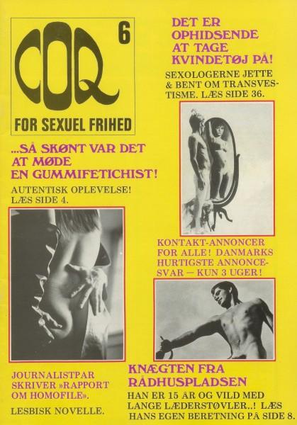 COQ, no. 6, 1973.