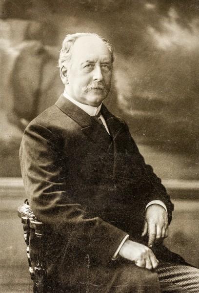 Ebbe Hertzberg. Photographer: Gustav Borgen. © The National Archive of Norway (Fotografisamlingen RA/EA-4060/A/L0002/0726). Reproduction: Odd Amundsen.
