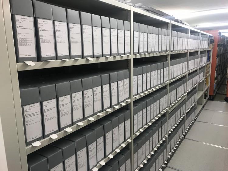 ORDNET OG PÅ PLASS: HivNorge og helseutvalgets arkiver.
