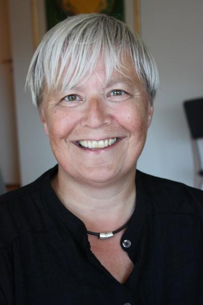 Mette Sørensen, sommeren 2016. Foto: Mona Moe Ribaut