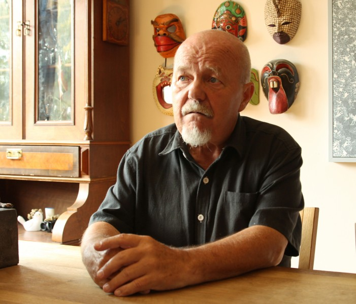 Rolf Monsen. Fotograf: Simon Mitternacht