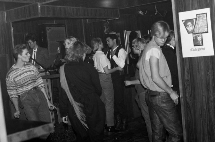 Starten på det glade 80-tallet: Club Privé var en spennende, liten og hyggelig klubb som hadde sin fartidstid fra 1981 - 1982 i Pilestredet 17, Oslo. Den var drevet av Kristin Meier og Grethe Kjensli