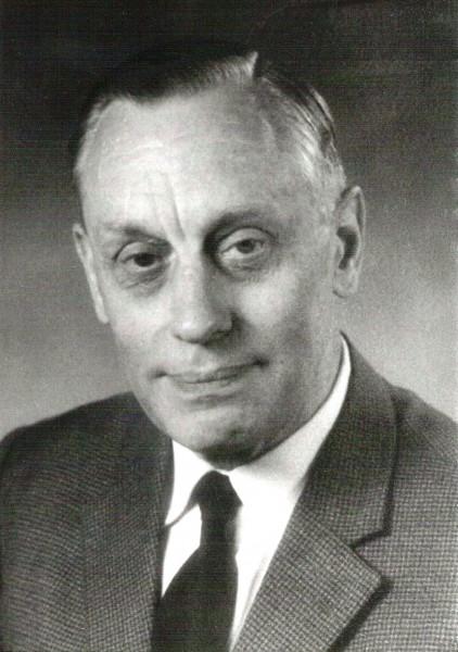 Helmer Fogedgaard Forbundet av 1948 Vennen