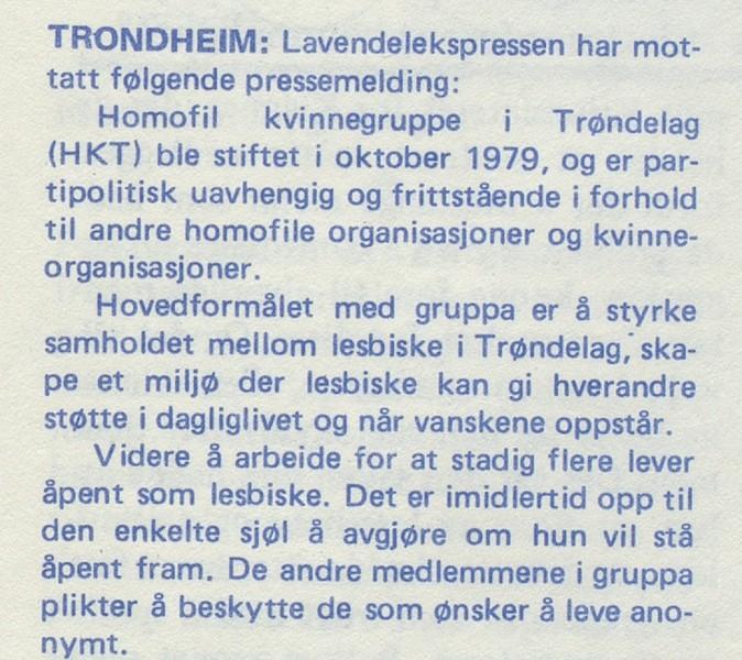 Fra Lavendelexpressen 5/1980