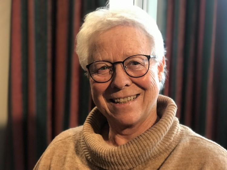 Jorun Astri Hagelund. Foto: Jo Hjelle/Skeivt arkiv