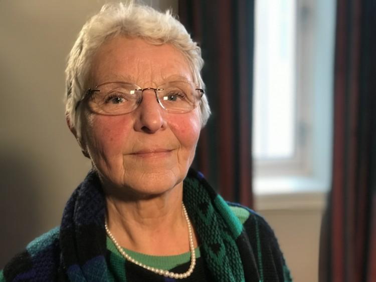 Janneke van der Ros. Foto: Jo Hjelle/Skeivt arkiv