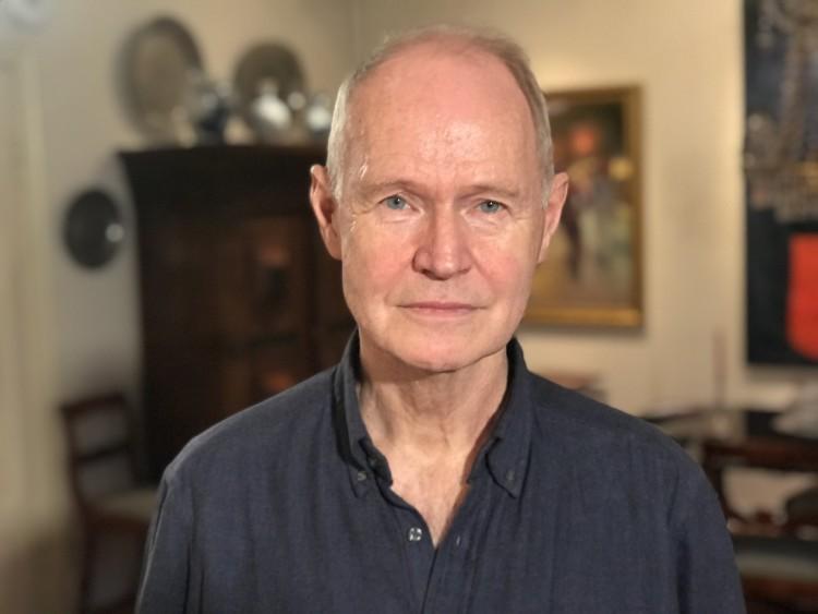 Johannes Thorvaldsen. Foto: Skeivt arkiv