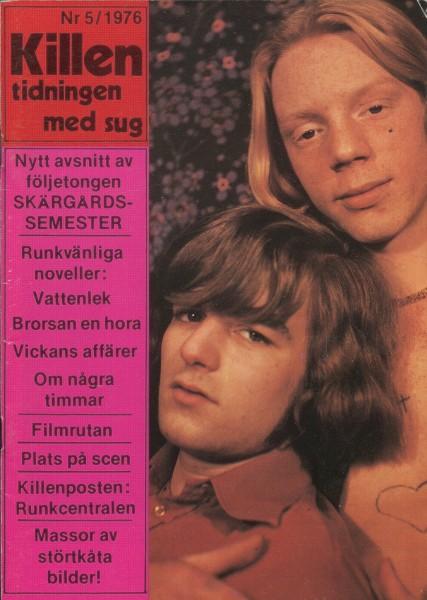 Killen, no. 5, 1976.