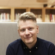 Bjørn André Widvey. Foto: Henrik Follesø Egeland