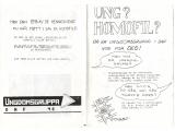 Ungdomsgruppa DNF 48 - Ung? Homofil? Da er ungdomsgruppa i DNF noe for deg! (1989)