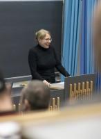 Anne Aune. Photo: Nils Olav Mevatne.