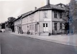 Willys Mikkelsens skredderverkstedet lå i Hagegata 32 på Tøyen. Bildet er fra 1968. Foto: John Dahling. Kampen historielag.