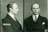 Kurt Haijby ble arrestert flere ganger og dømt for blant annet tyveri og forfalskning. Foto: Polismuseet.