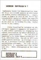Digitalisert av Claus Drecker. Kilde: http://www.nordlys.net/brosjyrer/soper.html