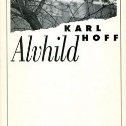 Forside av Karl Hoff sin bok Alvhild, 1993.