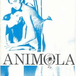 Forside av Animola, nr 3 - juni 1986