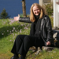 Marit Myking, ca 2012. Foto: Vibeke Østbye