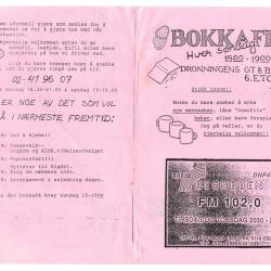 Bokkafé hver søndag (1989)