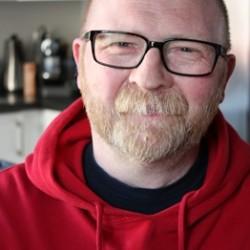 Arne Hagevik Hauge, våren 2016. Foto: Mona Moe Ribaut