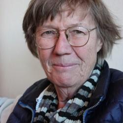 Gerd Brantenberg, 2016. Foto: Mona Moe Ribaut.