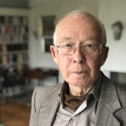 Professor emeritus ved Universitetet i Oslo, Stig S. Frøland.