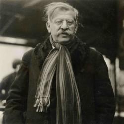 Magnus Hirschfeld, 1930. Foto: Magnus-Hirschfeld-Gesellschaft, Berlin.