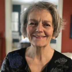 Ruth Mjøen. Photo: Skeivt arkiv