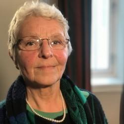 Janneke van der Ros. Photo: Jo Hjelle/Skeivt arkiv