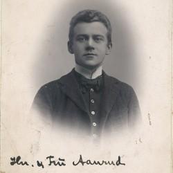 Jens Stammer Hetland. Kilde: Europeana.