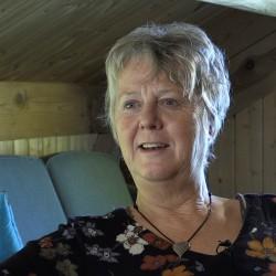 IKKE BARE UTSIDEN: Marion Arntzen skjønte etterhvert at det handlet om mer enn brystproteser.