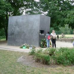 Minnesmerket i Tiergarten