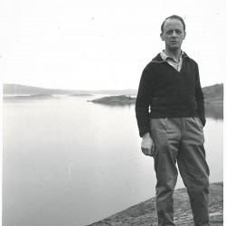 Øivind Eckhoff. Foto donert av Arne Birger Heli