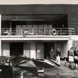 Ormsund roklubb, 1935. Foto: Oslo museum, byhistorisk samling.
