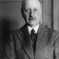 Peter Lykke-Seest, ca. 1935. Fotograf: Ukjent. Kilde: Oslo Museum, Digitalt Museum