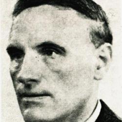 Torgeir Kasa, ukjent fotograf. Frå boka «Studentene fra 1913» (Oslo 1963).