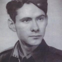Portrett av Rolf Løvaas, fra Løvetann nr 1 2000.