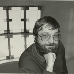 Ole-Fredrik Einarsen. Foto: Arne Walderhaug (Blikk-arkivet), 1991.