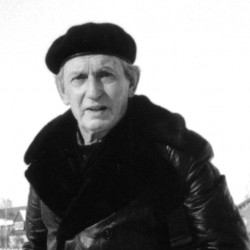 Paul Gerhard Vogel. Foto: Rainer Hoffschildt, 1993.